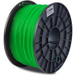BuMat 1.75mm Translucent PLA Filament (1kg, Green)