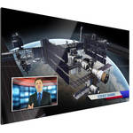 "Christie FHD553-XE-H 110"" 2x2 LCD Video Wall Bundle"