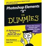 "Wiley Publications Book: Photoshop Elements ""X"" For Dummies"