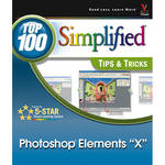 Wiley Publications Book: Photoshop Elements X: Top 100 Simplified Tips & Tricks
