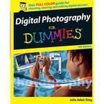 Wiley Publications Book: Digital Photography For Dummies, 5th Edition