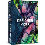 MAGIX Entertainment Xara Designer Pro X (Academic Edition / 5-99 User License / Electronic Download)