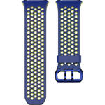 Fitbit Sport Band for Ionic Watch (Large, Cobalt/Lime)