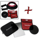 "FotodioX WonderPana FreeArc XL Core Unit Kit for Sigma 12-24mm Art Lens with 186mm Slim, Solid Neutral Density 1.2 and 7.9 x 10.2"" Soft-Edge Graduated Neutral Density 0.9 Filters"