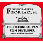 Photographers' Formulary TD-3 Developer for Black & White Tech Pan Film (Liquid)