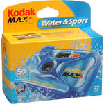 Kodak Water & Sport One-Time-Use Disposable Camera