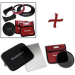 FotodioX WonderPana FreeArc Core Filter Holder and Bracket with ND 16 and Soft-Edge Graduated ND 0.6 Filters Kit for Sony 12-24mm Lens