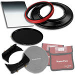 "FotodioX WonderPana 145 Core Unit Kit for Sigma 12-24mm Lens with 6.6 x 8.5"" Soft-Edge Graduated Neutral Density 0.6 and 145mm Circular Polarizer Filters"
