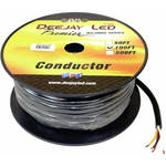 DeeJay LED 14 AWG 4-Conductor Cable (100')