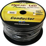 DeeJay LED Shielded RCA Cable Roll (100')
