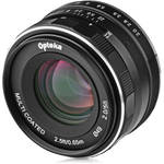 Opteka 50mm f/2 Lens for Canon EF-M