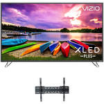 "VIZIO M-Series 50""-Class HDR UHD SmartCast XLED Plus Home Theater Display and Tilting Wall Mount Kit"