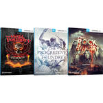Toontrack The Foundry SDX Bundle - Expansions for Superior Drummer 3 (Download)