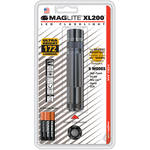 Maglite XL200 3-Cell AAA LED Flashlight (Gray)
