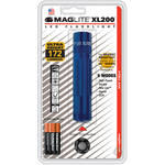 Maglite XL200 3-Cell AAA LED Flashlight (Blue)