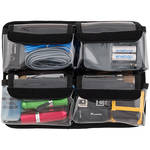 Harrison Pelican 1400 Lid Organizer with 4 Clear Pockets
