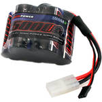 Venom Group Venom 6V 5000mAh 5-Cell Hump Receiver NiMH Battery For Gas Hpi Baja