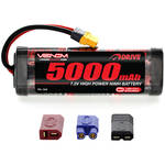 Venom Group Venom 7.2V 5000mAh 6 Cell NiMH Battery With Universal Plug System