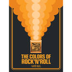 Ernie Ball The Colors of Rock'N'Roll Hybrid Slinky Poster
