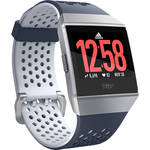 Fitbit Ionic Fitness Watch Adidas Edition (Ink Blue/Ice Gray)