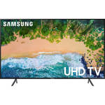 "Samsung NU7100-Series 43""-Class HDR UHD Smart LED TV"