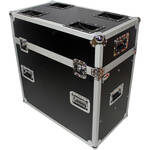 "ProX Flight Case for 30x30"" Trussing Base Plates"