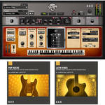 Applied Acoustics Systems Strum GS-2 + Packs - Acoustic and Electric Guitar Virtual Instrument Plug-In Bundle (Download)