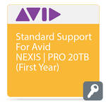 Avid Standard Support For Avid NEXIS | PRO 20TB (First Year)
