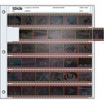 Print File Archival Storage Page for Negatives, 35mm - 100 Pack