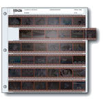 Print File Archival Storage Page for Negatives, 35mm - 25 Packs