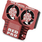 RED DIGITAL CINEMA DSMC Fan 2.0 Upgrade Kit with EPIC Fan Grill Icon (Top)