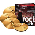 Zildjian Rock Music Pack 5-Cymbal Set