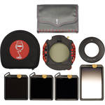 Wine Country Camera 100x100mm Master 5-Filter Kit/ Pola/ND 3, 6 & 10 Stops/ Grad ND 2-Stop SE/ Holder/ 62mm Adapter