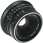 7artisans Photoelectric 25mm f/1.8 Lens for Canon EF-M (Black)