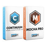 Boris FX Continuum 11 + Mocha Pro 5 Bundle for Avid (Upgrade from Previous Version, Download)