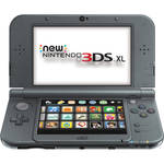 Nintendo 3DS XL Handheld Gaming System (2015 Version, Black)