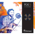 iZotope iZotope RX 6 Standard Audio Restoration and Enhancement Software (Crossgrade from Standard & Elements, Download)