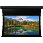 "GrandView Reference Cyber Series Tab Tension 150"" Projection Screen (UHD130 Surface, 16:9, Black Case)"