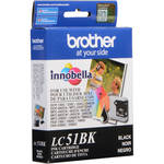Brother LC51BK Innobella Black Ink Cartridge