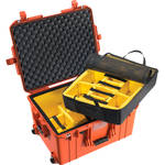 Pelican 1607 Air Case (Orange)