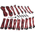 BitFenix CSR-Series Alchemy 2.0 Modular Multi-Sleeved Cable Kit (Black/Red)
