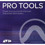 Avid Pro Tools Perpetual License - Audio and Music Creation Software (Student/Teacher, Boxed )