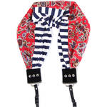 Capturing Couture Pocket Scarf Camera Strap (MixMatch Liberty Allie)