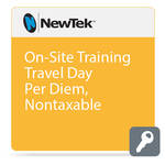 NewTek On-Site Training Travel Day Per Diem, Nontaxable