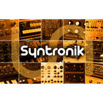 IK Multimedia Syntronik - Virtual Synthesizer Workstation Plug-In (Download)