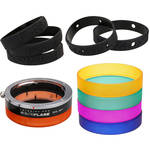 FotodioX ArtFX ColorFlare Micro Four Thirds Mount to Canon EOS Lens Adapter