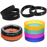 FotodioX ArtFX ColorFlare Sony E-Mount to Olympus OM Lens Adapter