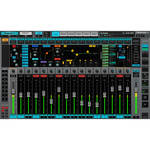 Waves eMotion LV1 64 Stereo Channels - Live Mixer Software (Download)