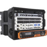 Gator Cases G-PRO-8U-19 8-Space Rotationally Molded Rack Case