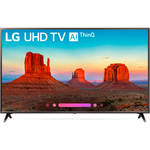 "LG UK6300PUE Series 49""-Class HDR UHD Smart IPS LED TV"